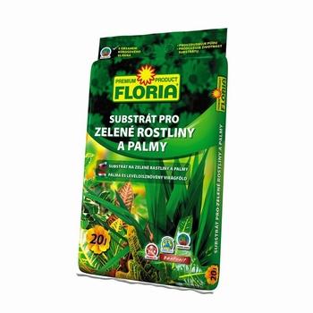 FLORIA supstrat za zeleno bilje i palme - 20 L  kom