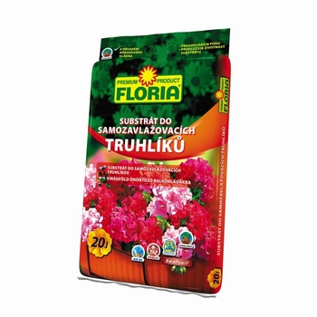FLORIA supstrat za cvijeće u žardinjerama  kom