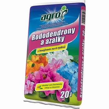 AGRO supstrat za rododendrone i azaleje - 50  lit.
