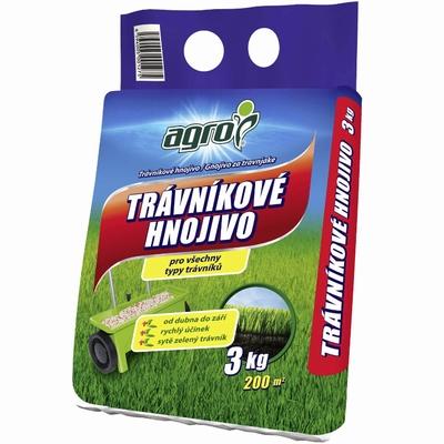 AGRO gnojivo za travnjak  3 kg  kg