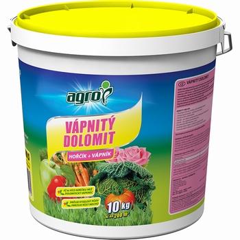 AGRO gnojivo kalcij dolomit  - 10 KG  kom
