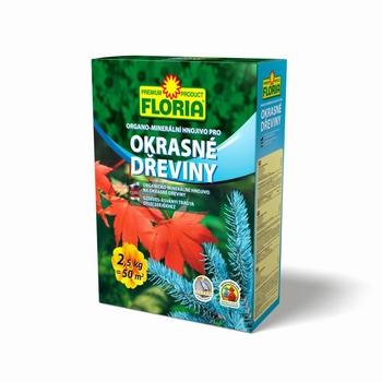 FLORIA OM gnojivo za dekorativno drveće 2,5 kg  kom