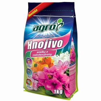 AGRO OM gnojivo za azaleje i rododendrone 1kg NPK 6-2-5  kom