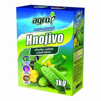 AGRO OM gnojivo za krastavce, tikvice i bundeve 1kg  kom