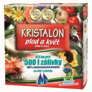 KRISTALON gnojivo za plod i cvijet NPK 15-5-30+3 Mg 0,5   kg