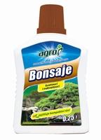 AGRO tečno gnojivo za bonsai NPK 4-3-9 0,25L  kom