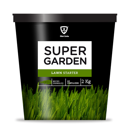 Super Garden Travnjak 1 kg  - Starter  kom