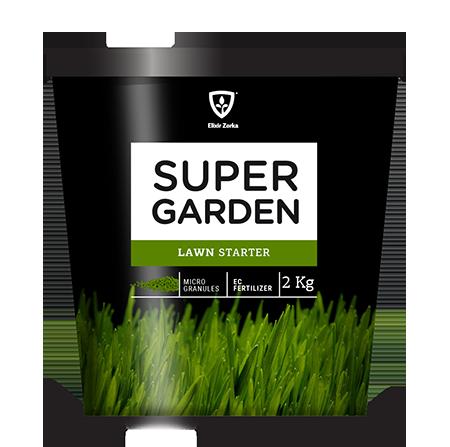 Super Garden Travnjak 2 kg  - Starter  kom