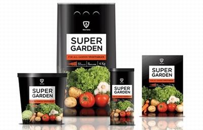 Super Garden za Povrće 4 kg   kom