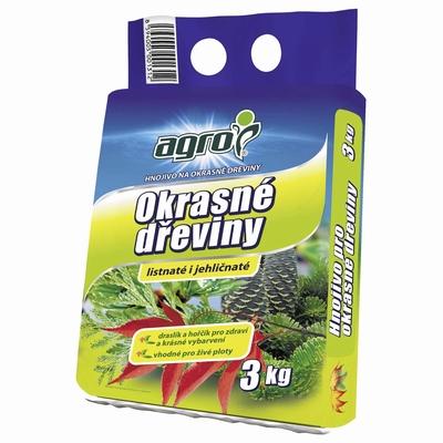 Agro gnojivo za ukrasno drveće 3 kg  kom