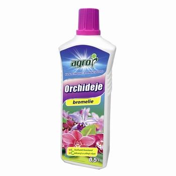 AGRO tečno gnojivo za orhideje NPK 6-5-6 0,25 lit.  kom