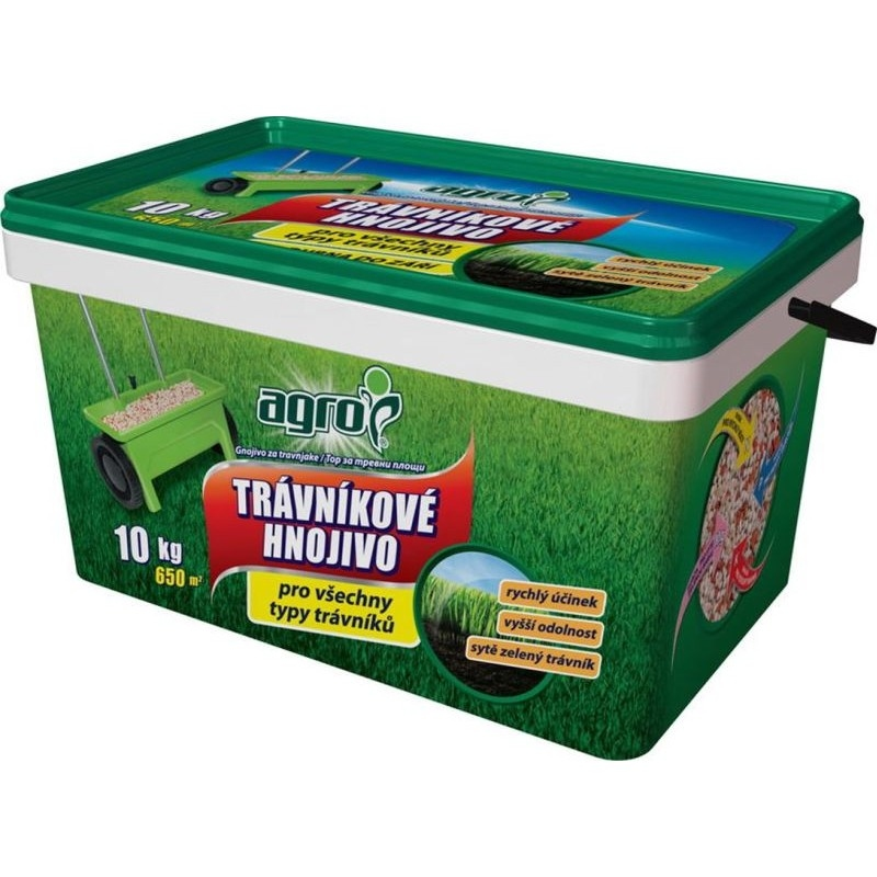 AGRO gnojivo za travnjak   kom