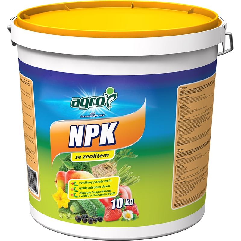 AGRO univerzalno NPK gnojivo sa zeolitom 5 kg  kg