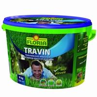 Floria gnojivo za travnjake - TRAVIN 4  kg
